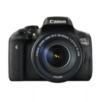 Canon Kamera EOS 750D Kit EF-S 18-135mm IS STM WiFi