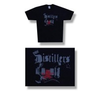 Distillers Guitar Tee Size L