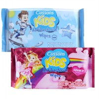 Cussons Kids Wipes 30'S Lovely Strawberry / Energize Melon