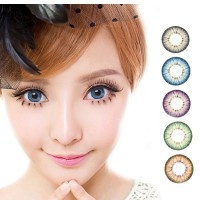 Softlens Baby Color Puffy 3 Tones Series