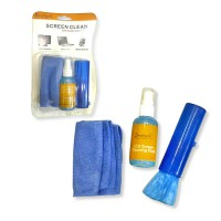 LCD Screen Cleaner Kits for Plasma/LCD/Notebook/Gadgets etc.