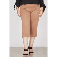 Icean Culottes In Brown