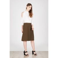 Hilaree Skirt Green