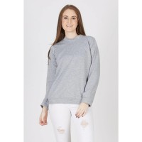 Filip Grey Sweater Top