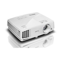 LED Projector BENQ MW526 3200 ANSI Resolution WXGA 1280x800 Ready HDMI BluRay 3D Supported