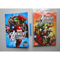 BUKU WARNA MARVEL AVENGERS ASSEMBLE