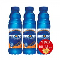 Mizone Orange Lime 500 ML Botlte Carton 12s