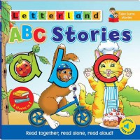 [HelloPandaBooks] Letterland ABC Stories 3 Stories in 1 (Take Turn Stories)