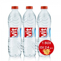 VIT 600 ML Bottle Carton 24s