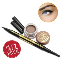 (1+1) LANDBIS EYELINER EYEBROW 3 IN1 (ANASTASIA DUPE)  HOT SELLER !