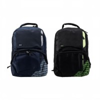 Keva Havana Tas Laptop 15.4' Backpack - Hitam/Biru