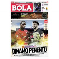 [SCOOP Digital] Tabloid Bola Sabtu / ED 2733 JAN 2017