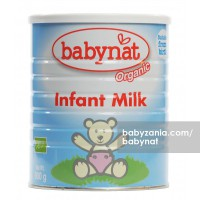 Babynat Organic Infant Milk - Suitable From Birth 900gr