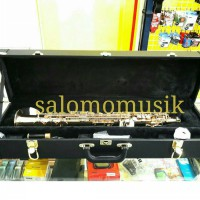 Soprano Saxophone Gold Chateau CSS 21 CVL