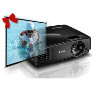 LED Projector BENQ MS506 Technology DLP 3200 ANSI Resolution SVGA 800x600