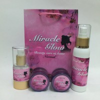 CREAM MIRACLE GLOW PAKET NORMAL ORIGINAL