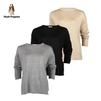 Hush Puppies Sweater Wanita LH10279 Bubble | Available 5 Color