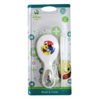 Kiddy Rattle Brush & Comb WTP - Sikat Sisir Bayi