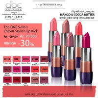 ORIFLAME THE ONE 5 IN 1 COLOUR STYLIST LIPSTICK