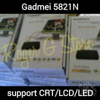 GADMEI TV TUNER 5821N/5830 External XGA TV BOX