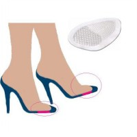 Silicone For High Heels feel Like Massaging || Silicone massage Gel Cushion For High Heels