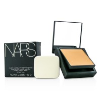 NARS All Day Luminous Powder Foundation SPF25 - Alas Bedak - Barcelona (Medium 4 Medium with golden peachy undertones) 12g/0.42oz