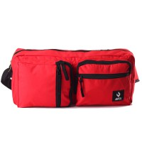 Inficlo Tas Rectangle Side Red SMM 987