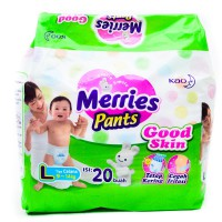 Merries Good Skin XL isi 18