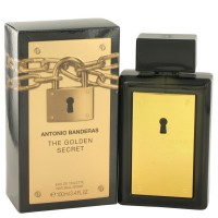 Antonio Banderas Golden Secret For Men