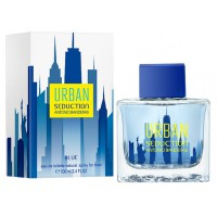Antonio Banderas Blue Seduction Urban for Men