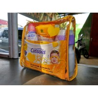 Cussons Baby Set Cares & Protects