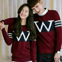 2in1 Sweater Couple Wonder