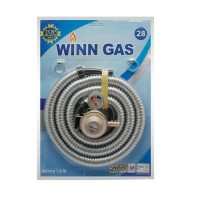 Winn Gas Regulator Gas Paket Selang W-28