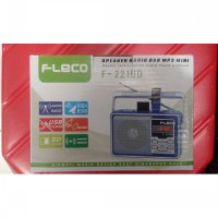 FLECO SPEAKER RADIO DAN MP3 MINI F-221UD