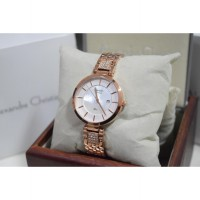 Alexandre Christie AC 2583 Rose Gold for Ladies