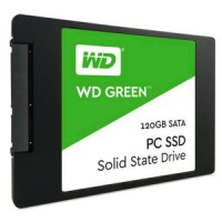 SSD WD Green 120Gb SATA 3