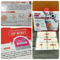 MYMI [ Lengan + Pipi + Pinggang ] UPPER BODY wonder patch