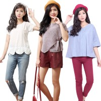 [Calista] The Blouse collection / women casual tops