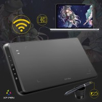 XP-Pen Wireless Smart Graphics Drawing Pen Tablet with Passive Pen - Star 05