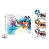 X2 Bio Color Softlens by Exoticon (3 Pilihan Warna)