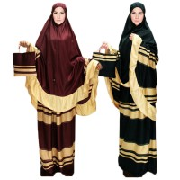 Mukena Plain Maroko Exclusive