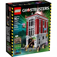 LEGO Ghostbusters # 75827 Firehouse Headquarters Fire House New Sealed