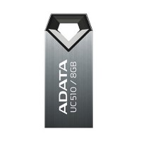 Adata Flash Disk USB 2.0 UC 510 8 GB - Black