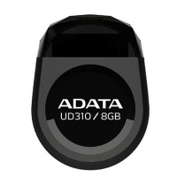Adata Flash Disk USB 2.0 UD 310 8 GB - Black Diamond