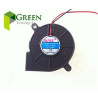[globalbuy] Free Shipping SANLY SF5015SL SF5015SM 12V 0.06A server cooling fan 5cm 5015 50/1697395