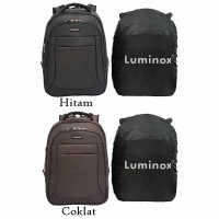 Luminox Backpack Expandable 5869 [Free Bag Cover]