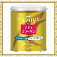 MEIJI AMINO COLLAGEN PREMIUM, Supplemen Kolagen Bagus Untuk Tubuh. Originally From Japan.