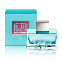 Parfum Original Antonio Banderas Blue Seduction Woman