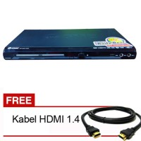 GMC DVD Video Player BM-088B HDMI 5.1 (GARATIS KABEL HDMI)