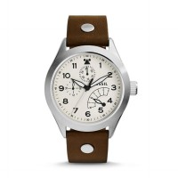 Fossil CH 2938 Jam Tangan Pria - Silver